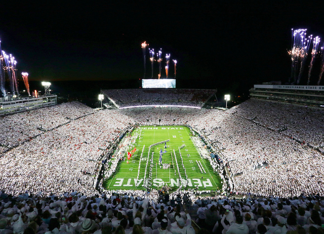 Penn State Football: Nittany Lions Fall To No. 11 In AP Poll Following Loss